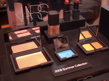 NARS SUMMER COLLECTION 2009