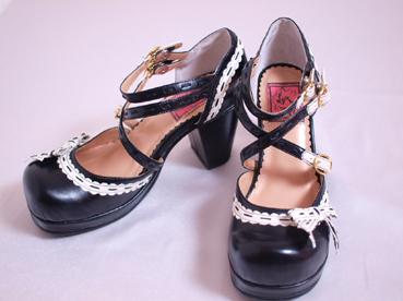 レチェの靴が好き