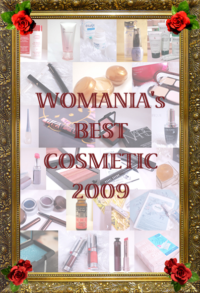 WOMANIA's Best Cosmetic 2009