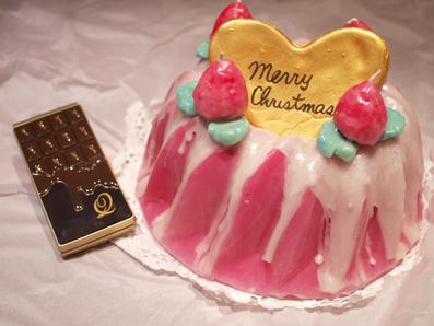 SWATiキャンドルケーキ