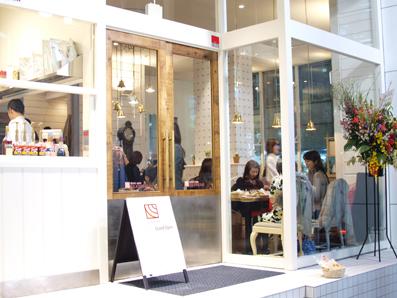 ドルチカフェ「シルクレーム渋谷店」