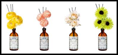 DEICA Flower Decor Aroma Fragrance Diffuser