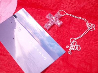 アラカのネックレス