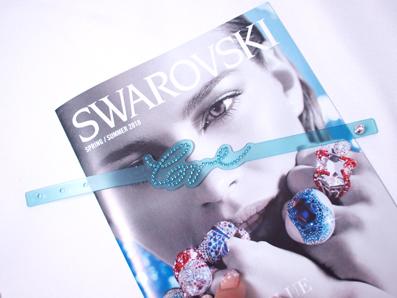スワロフスキーからプレゼント