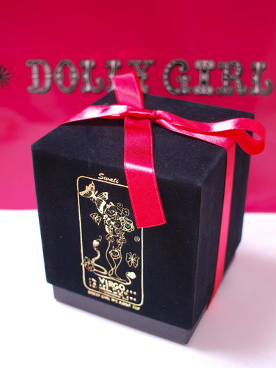 DOLLY GIRL BY ANNA SUI×SWATi 12星座キャンドル