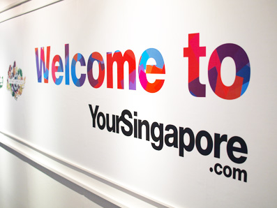 Welcome to Your Singapore