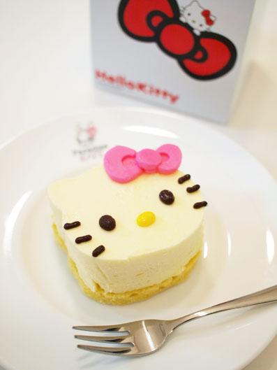 ハローキティ ミニチーズケーキ
