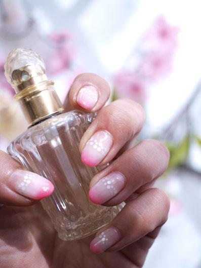 桜をイメージ