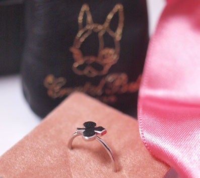Aries CLOVER RING