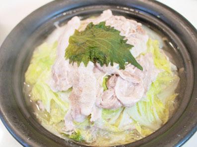 素材の味が凝縮されるタジン鍋