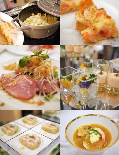 東急ホテルズのお料理