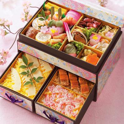 金茶寮 季節の祝い重