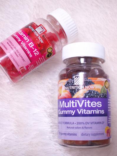 マルチビタミンとビタミンB12