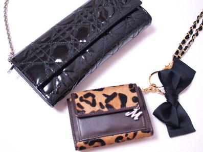 いつもの財布と極小財布