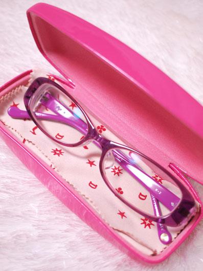Zoffでメガネを買いました
