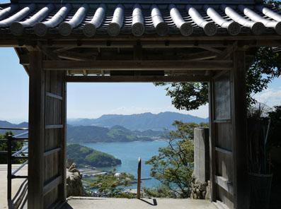 因島のビュースポット