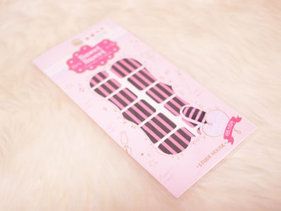 Sweet Nail Art Sticker