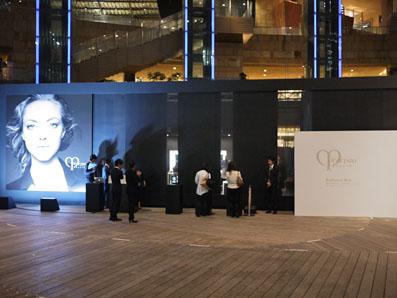 クレ・ド・ポー ボーテ30周年記念イベント