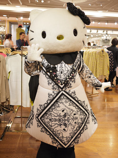 HELLO KITTY��FOREVER21 ���ꥳ��ܥ졼�����ѡ��ƥ���