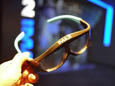 サイバーな3Dメガネ