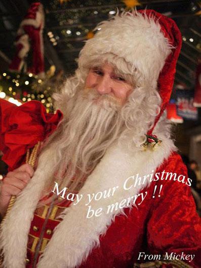 ステキなクリスマスを