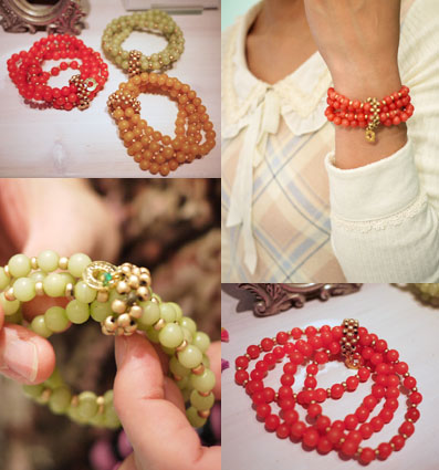 Sherbet Bracelet