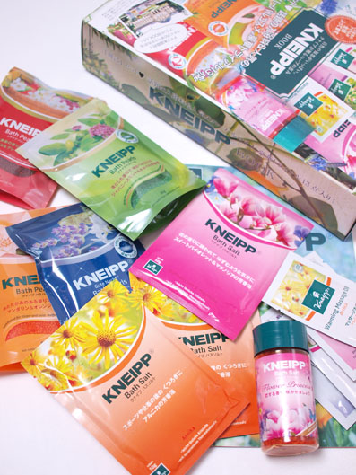 KNEIPP BOOK