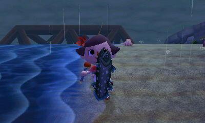 シーラカンスを釣りました