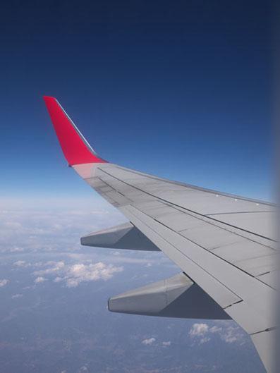 イースター航空で韓国へ