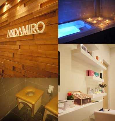ANDAMIRO SPA��HAIR