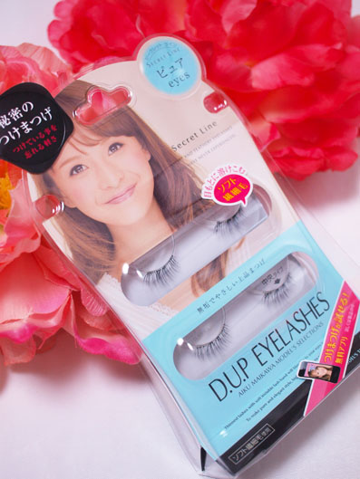 D.U.P EYELASHES Secret Line ピュアeyes