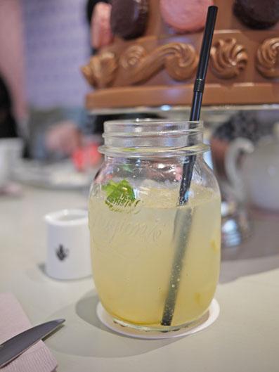 期間限定「ハチミツレモンジュース」