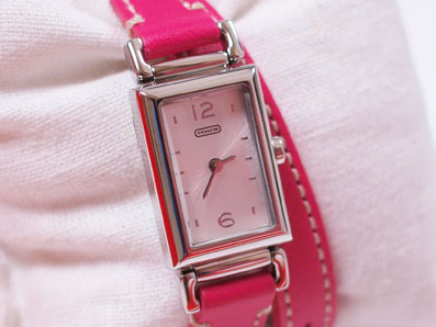 MADISON STAINLESS STEEL WRAP WATCH