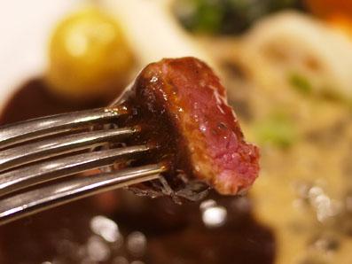 お肉の旨みしっかり