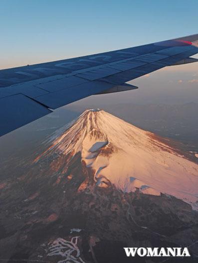 富士山はいきなり現れる