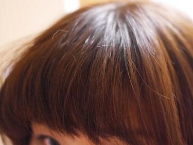 前髪を巻くのに重宝