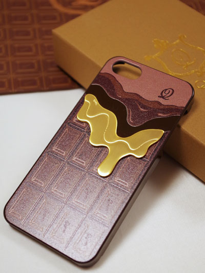 Q-pot.「Melty Chocolate iPhone 5/5s case」