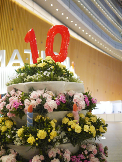 10回記念 祝祭の日