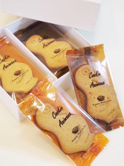 ピエールマルコリーニ「マルコリーニ クッキー アニモ」