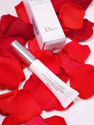Dior「セラム ネイル オイル アブリコ」