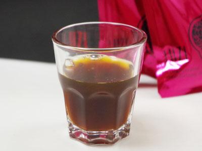 25%ストロベリー果汁配合