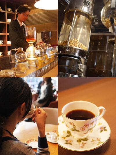 コーヒー好きも満足出来そう