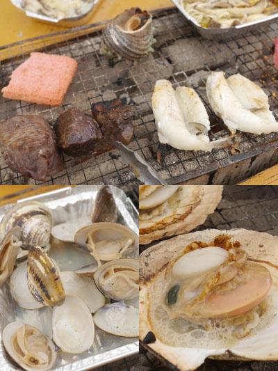牡蠣以外も美味しい!