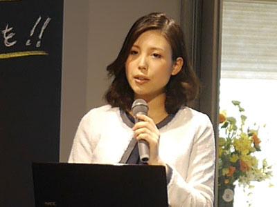 代表の石田さん