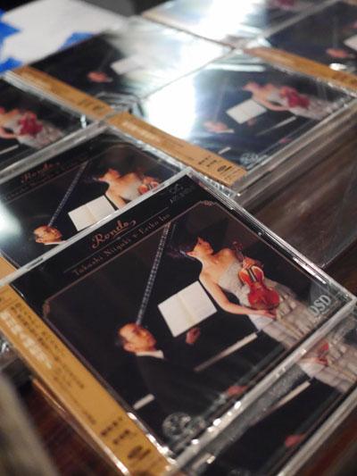 CDアルバム「ロンド」