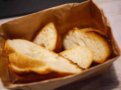 峰屋のパン