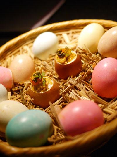 卵のカルテット