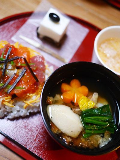 野村佃煮 京当座煮で作るお正月料理