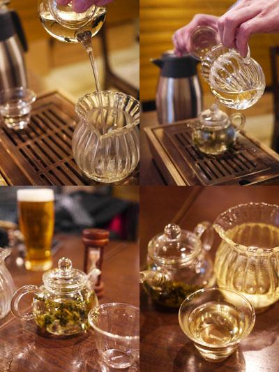 高山金宣茶