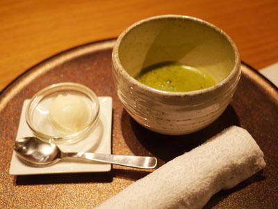 甘味と京抹茶